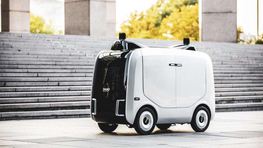 Alibaba önálló robotokkal kezd el szállítani